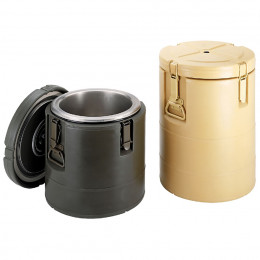 COFFRE ISOTH CYL INT INOX/EXT