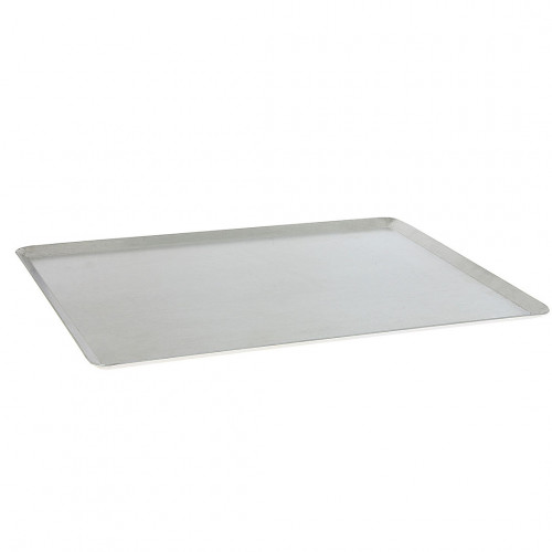 Baking tray oblique edges