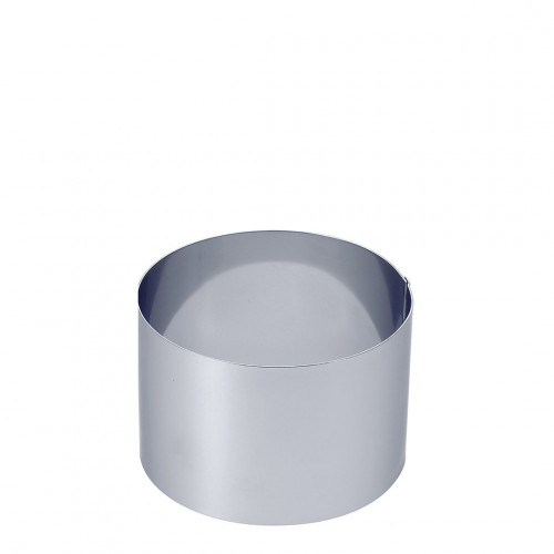 ST STEEL HIGH ROUND RING