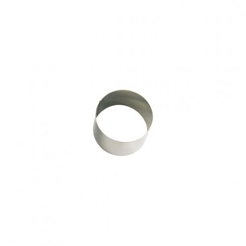 Mini cercle individuel ou Nonette inox
