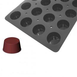 Tray muffins MOUL FLEX PRO, silicone