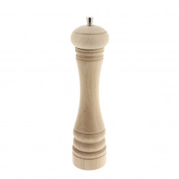 Pepper mill wood 25 cm JAVA