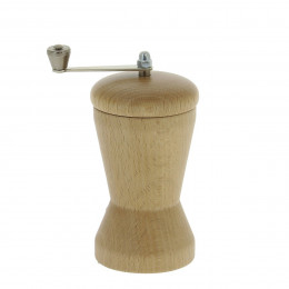 Nutmeg mill with handle wood 10 cm SOKO