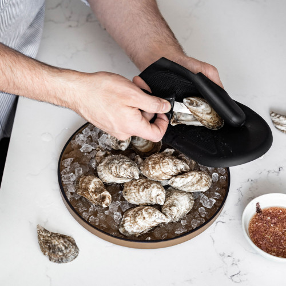 Moufle à huître silicone