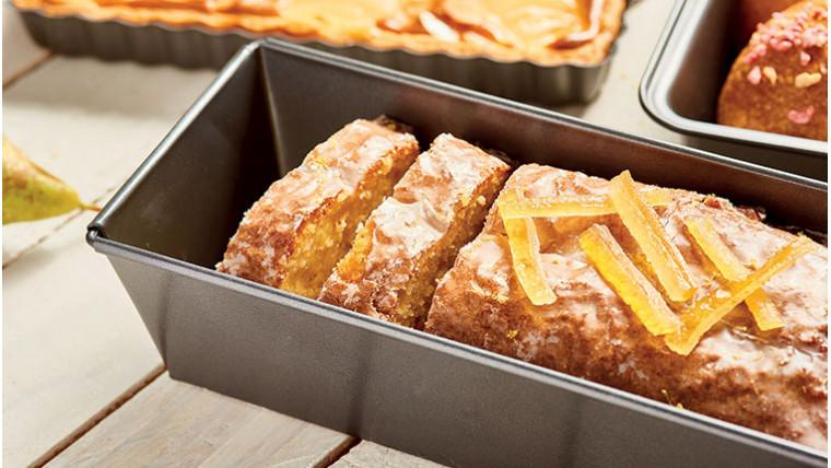 Cake citron sans gluten
