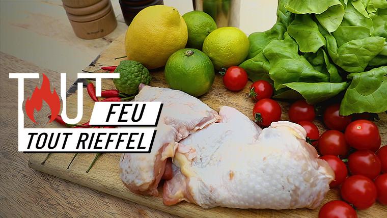Quick Portuguese Chicken