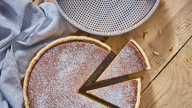 Gâteau au fromage blanc